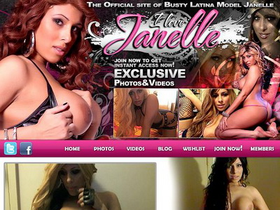 I Love Janelle Niche: Latina Porn Sites. View Review: Chongas