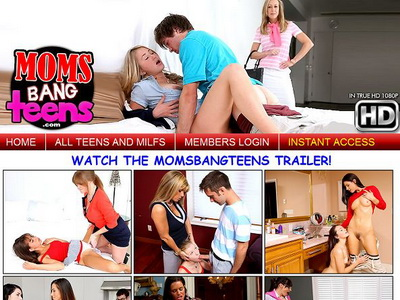 Moms Bang Teens