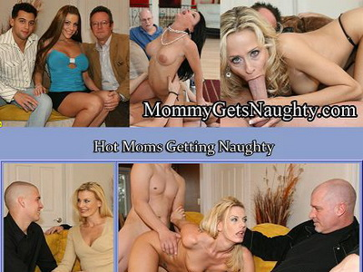 Mommy Gets Naughty