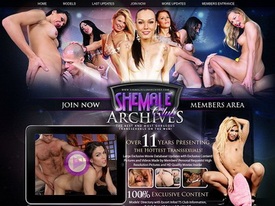 Shemale Club Archives